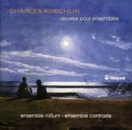 Works For Ensembles: Ensemble Initium Ensemble Contraste