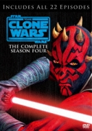 Star Wars: The Clone Wars S4 Complete Box