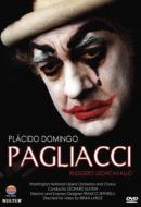 『道化師』全曲 ゼッフィレッリ演出、L.スラトキン&ワシントン・ナショナル・オペラ、ドミンゴ、ヴィラロエル、他(1997 ステレオ)