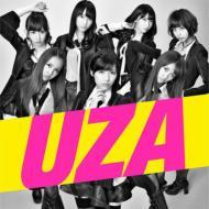 UZA (+DVD)(Type-K)【数量限定生産盤:握手会イベント参加券1種ランダム封入(全2種)】