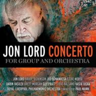 Concerto For Groupe & Orchestra