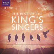 ベスト・オブ・ザ・キングズ・シンガーズ(2CD)