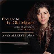 Keyboard Sonatas: Anya Alexeyev(P)