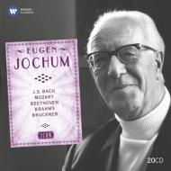 ベートーヴェン:交響曲全集、ブラームス:交響曲全集、ブルックナー:交響曲全集、他 オイゲン・ヨッフム&ロンドン響、ロンドン・フィル、ドレスデン国立管、他(20CD)