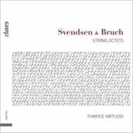スヴェンセン:弦楽八重奏曲、ブルッフ:弦楽八重奏のための協奏曲 シャリース・ヴィルトゥオーゾ