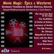 Movie Magic: Epics & Westerns: Davis / Rpo