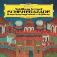 交響組曲『シェエラザード』 小澤征爾&ボストン交響楽団(シングルレイヤー)(限定盤)