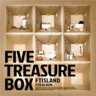 Vol.4: FIVE TREASURE BOX