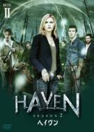 ヘイヴン シーズン2 DVD-BOX2