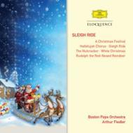 『そりすべり〜クリスマス・フェスティバル』 フィードラー&ボストン・ポップス管弦楽団