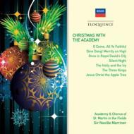 『クリスマス・ウィズ・アカデミー』 マリナー&アカデミー室内管弦楽団&合唱団