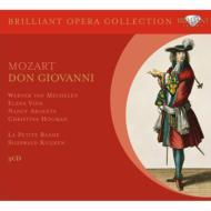 モーツァルト(1756-1791)/Don Giovanni: Kuijken / La Petite Bande Mechelen Vink Argenta Hogman