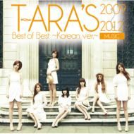 T-ARA�fs Best of Best 2009-2012 �`KOREAN ver.�`�yMUSIC�z