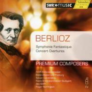 幻想交響曲、序曲集 ノリントン&シュトゥットガルト放送響、カンブルラン&南西ドイツ放送響(2CD)