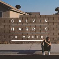 ローチケHMVCalvin Harris/18 Months