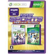 HMV&BOOKS onlineGame Soft (Xbox360)/Kinectスポーツ: アルティメットコレクション