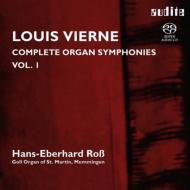 オルガン交響曲全集第1集 ハンス=エーベルハルト・ロス