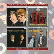 Peter And Gordon (1964)/In Touch With/ Hurtin' 'N' Lovin'/Peter And Gordon (1966)