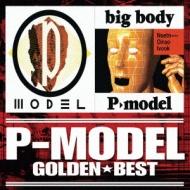 �S�[���f�����x�X�g P-MODEL�uP-MODEL�v&�ubig body�v
