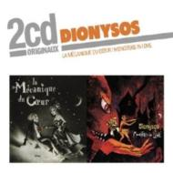 Coffret 2 Cd -La Mecanique Du Coeur / Monsters In Love Nouveau Fourreau
