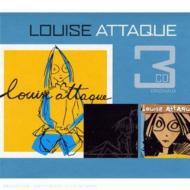 3 Cd Originaux: Louise Attaque / Comme On A Dit / A Plus Tard Crocodile Nouveau Fourreau