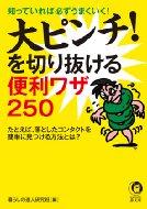 大ピンチ!を切り抜ける便利ワザ250 知っていれば必ずうまくいく! KAWADE夢文庫