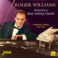 America's Best Selling Pianist -Four Original Albums 1957-1961 (+bonus Tracks)