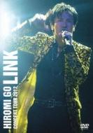"""HIROMI GO CONCERT TOUR 2012 """"LINK"""" 【初回生産限定盤】"""