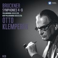 交響曲第4、5、6、7、8、9番 クレンペラー(6CD)