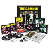 Damned Damned Damned (3CD+DVD)