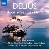 『アパラチア』、『海流』 S.ザンデルリング&フロリダ管弦楽団、マスター・コラール・オブ・タンパ・ベイ