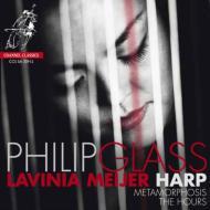 メタモルフォーシス、『めぐりあう時間たち』より、『グラスワークス』オープニング・ピース ラヴィニア・マイヤー(ハープ・ソロ)