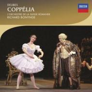 ドリーブ:『コッペリア』全曲、マスネ:『鐘』全曲 ボニング&スイス・ロマンド管、ナショナル・フィル(2CD)