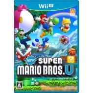 Game Soft (Wii U)/New スーパーマリオブラザーズ U