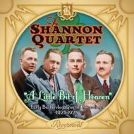 Little Bit Of Heaven: Early Barbershop Quartet