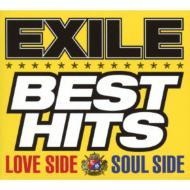 EXILE BEST HITS -LOVE SIDE / SOUL SIDE- (2枚組ALBUM+3枚組DVD)【初回生産限定盤 : ブリスターケース&スリーブ仕様】