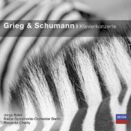 シューマン:ピアノ協奏曲、グリーグ:ピアノ協奏曲、他 ボレット、シャイー&ベルリン放送響