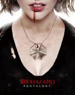 バイオハザード�X リトリビューション Blu-ray ペンタロジー BOX