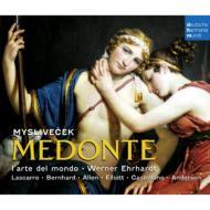 歌劇『メドンテ』全曲 エールハルト&ラルテ・デル・モンド、ラスカーロ、T.M.アレン、他(2010 ステレオ)(2CD)
