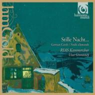 ドイツのクリスマス合唱作品集 グロノスタイ&RIAS室内合唱団