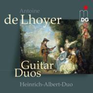 ギター・デュオのための作品集 ハインリヒ・アルベルト・デュオ