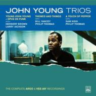 Complete Argo & Vee Jay Recordings -Young John Young / Opu: Us De Funk / Themes And Things / A Touch Of Pepper