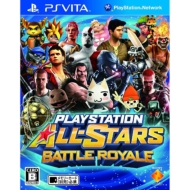 Game Soft (PlayStation Vita)/プレイステーション オールスター・バトルロイヤル