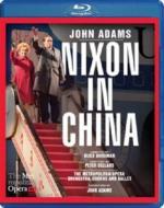 『中国のニクソン』全曲 セラーズ演出、アダムズ&メトロポリタン歌劇場、マッダレーナ、ブルーベイカー、他(2011 ステレオ)(+DVD)