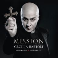 ステッファーニ(1653-1728)/Mission-arias: Bartoli(Ms) Fasolis / I Barocchisti