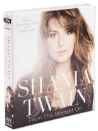 Shania Twain From This Moment On Audio Book Cd