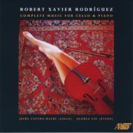 Comp.works For Cello & Piano: Castro-balbi(Vc)Gloria Lin(P)