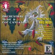 Orch.works, Pop Cantatas: Corp / New London O & Children's Cho Mcaslan(Vn)