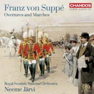 序曲、行進曲集 ネーメ・ヤルヴィ&スコティッシュ・ナショナル管弦楽団