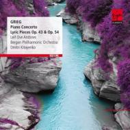 ピアノ協奏曲、抒情小曲集 アンスネス、キタエンコ&ベルゲン・フィル